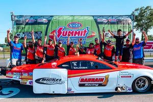 Balooshi Wins in All PLR Pro Mod Final - NHRA Norwalk