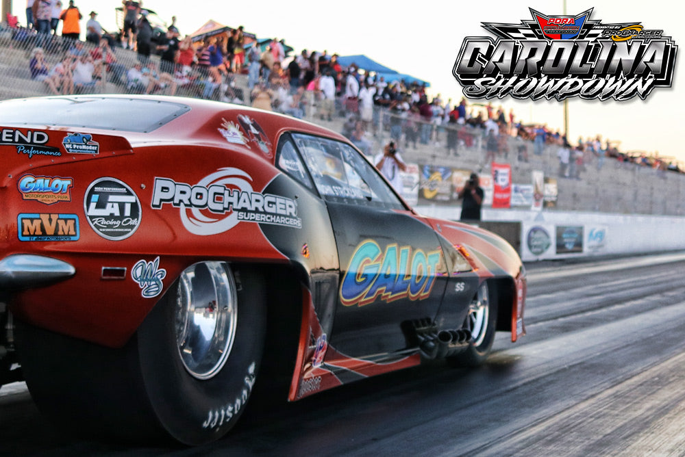 JOHN STRICKLAND WINS PDRA CAROLINA SHOWDOWN