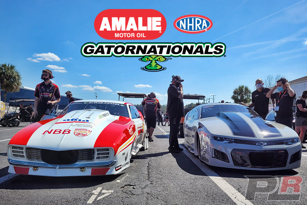 El General and Bahrain1 Dominate NHRA Gatornationals