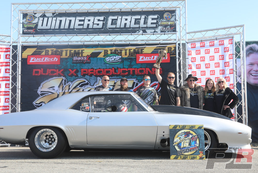 Drag Radial History Made at Sweet 16 4.0