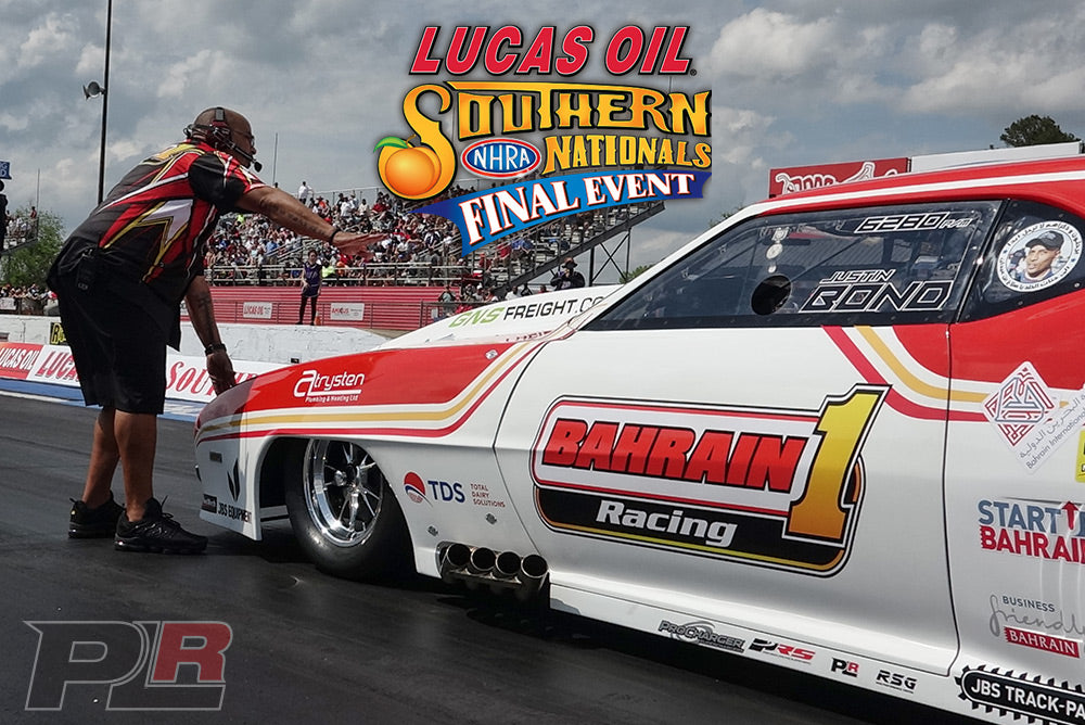 Justin Bond Wins the Final NHRA Pro Mod race at Atlanta Dragway