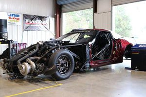 Alepa ProLine Racing Hemi Corvette 5235hp on the Dyno!