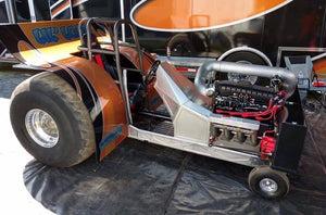 GALOT MOTORSPORTS DEBUT PLR PROCHARGED HEMI MINI ROD 'LIL LOAD'