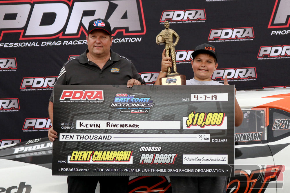 PLR ProCharged Power Dominates at PDRA Galot