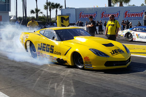 PRO LINE POWER GOES ROUNDS IN A RECORD SETTING NHRA PRO MOD FIELD