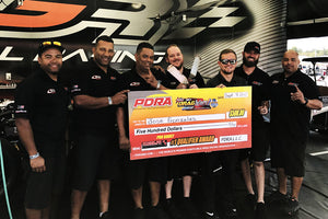 PRO LINE POWER CLAIMS THE PDRA PRO BOOST RECORD AT DRAG WARS