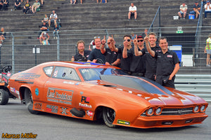 PPF RACING GUNNING FOR FIA PRO MOD CHAMPIONSHIP