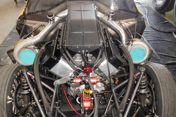 USED PLR 481X STAGE 2 540CI ENGINE FOR SALE
