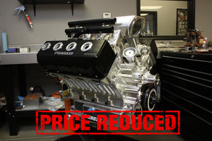 Freshly Rebuilt PLR 520ci Hemi For Sale $43500