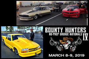 Bounty Hunters No-Prep Grudge Nationals IV Race Report