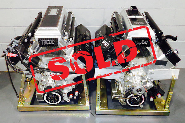 USED PLR 481X STAGE 2 540CI ENGINES FOR SALE IN AUSTRALIA