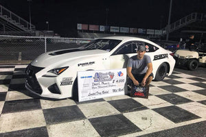 DANIEL PHARRIS WINS LDR CLASS AT SCSN ST LOUIS!