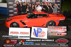 KEN QUARTUCCIO JR QUALIFIES #1 AND WINS PDRA VIRGINIA IN DEBUT!