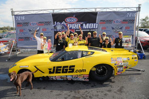 Troy Coughlin wins St. Louis race from No. 15 qualifying spot