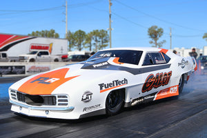 RIVENBARK AND GALOT BREAK RECORDS AT US STREET NATIONALS