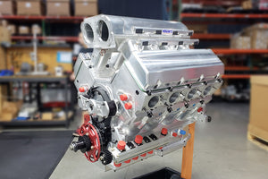 USED/FRESH 648CI 5.300 BORE SPACE BILLET BBC FOR SALE