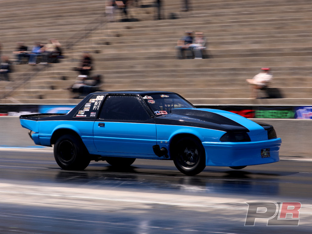 Brian Anderson Pro 275 Mustang