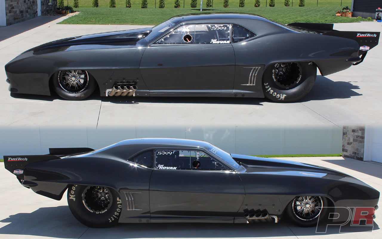 2014 LJRC ProCharged Pro Mod 69 Camaro For Sale $205K - Pro