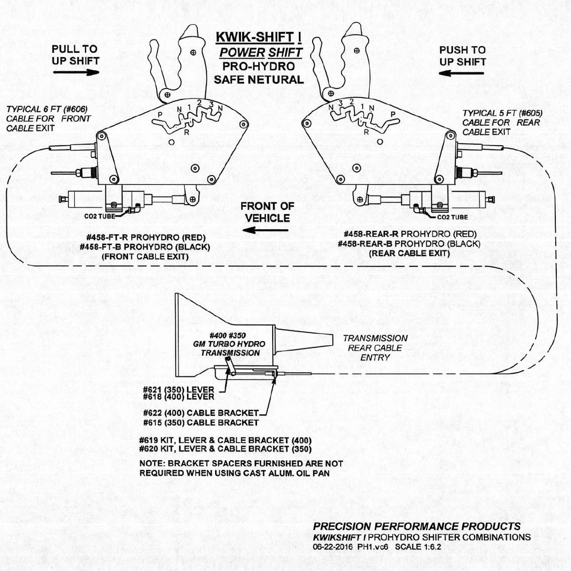 3speed diagram_580x@2x?v=1492194931 precision performance kwikshift 1 air shifter th400 3 spd reverse Von Duprin Replacement Parts at bayanpartner.co