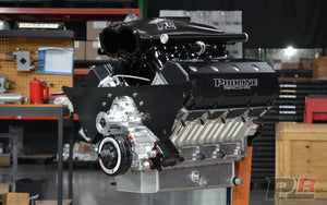 FRESH 548CI PLR OUTLAW HEMI ENGINE (ONLY RAN ONCE)