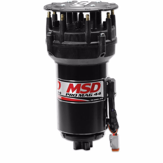 ignition pro line racing msd ignition pro mag 44 w cam sync phasing and pro cap