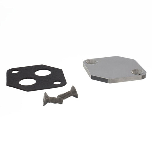 ACCUFAB IDLE AIR CONTROL BLOCK-OFF PLATE