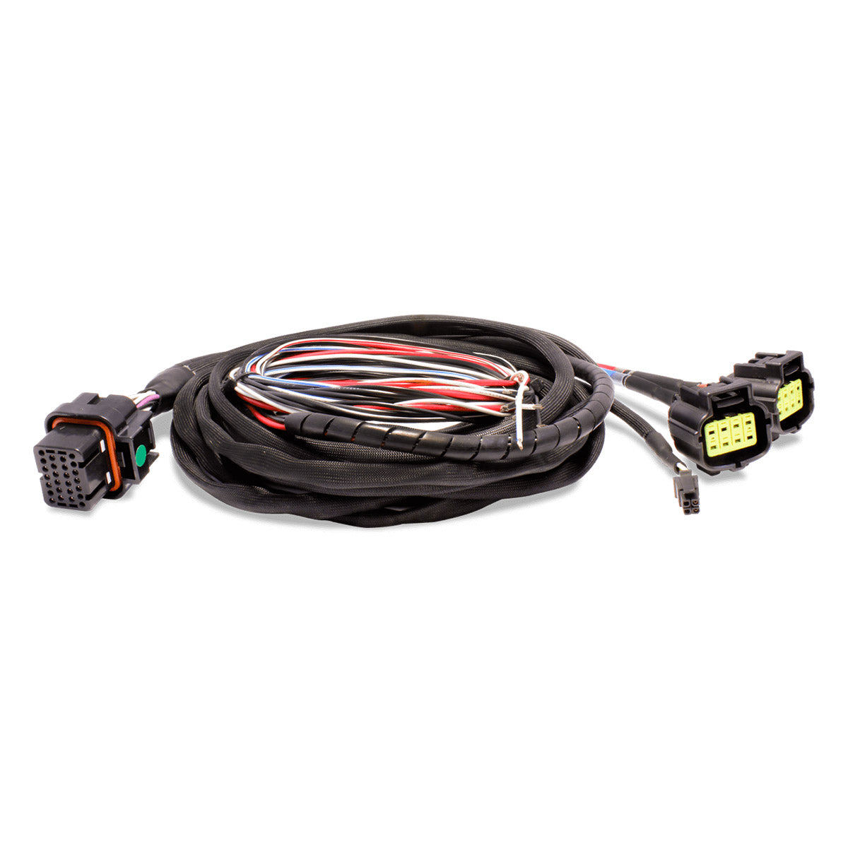 FUELTECH ALCOHOL O2 DUAL CHANNEL HARNESS, 8FT