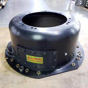 NEW / OPEN BOX BROWELL HEMI LOCKUP BELLHOUSING