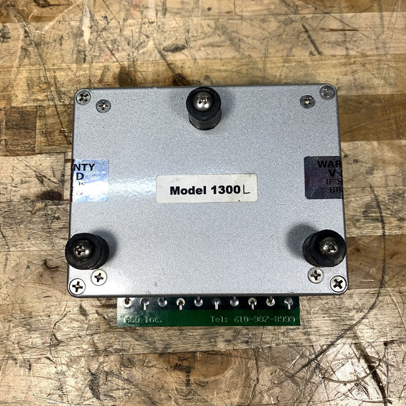 ACD RPM SHIFT CONTROLLER FOR LENCO