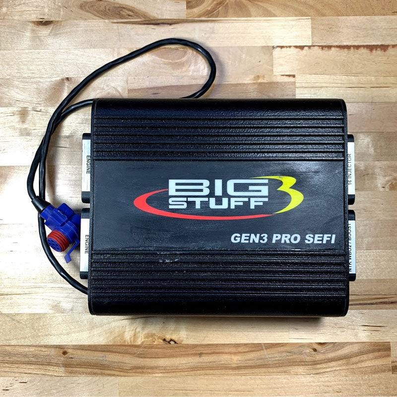 BIG STUFF 3 PRO SEFI SYSTEM (UNIT ONLY) 16 INJ, VNET, ALKY O2, BOOST