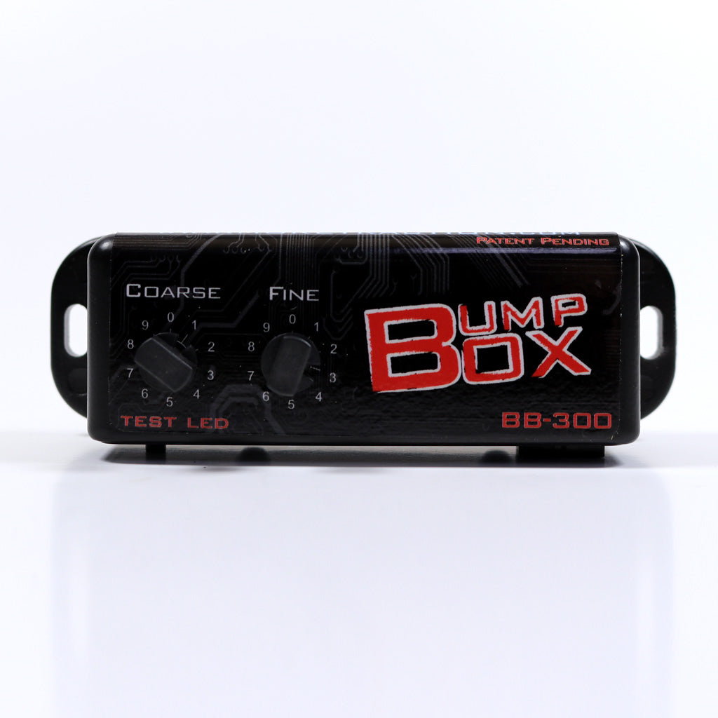 NEW BUMP BOX BB-300
