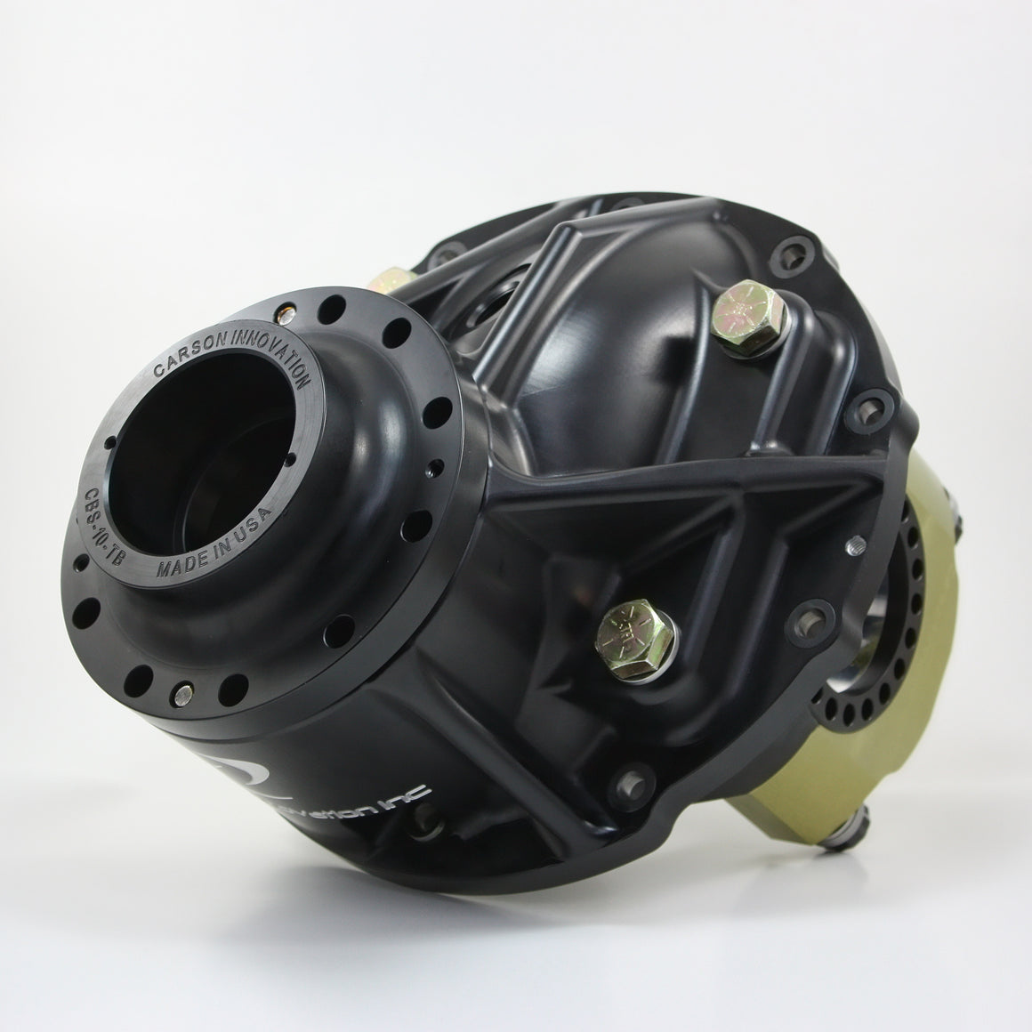 Carson Innovations Billet Aluminum Third Member Case Black Anodized +$200 - Pro Line Racing - 5