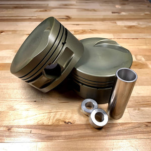 NEW/OPEN BOX DIAMOND PISTONS FOR 572CI 481X (SET OF 8)