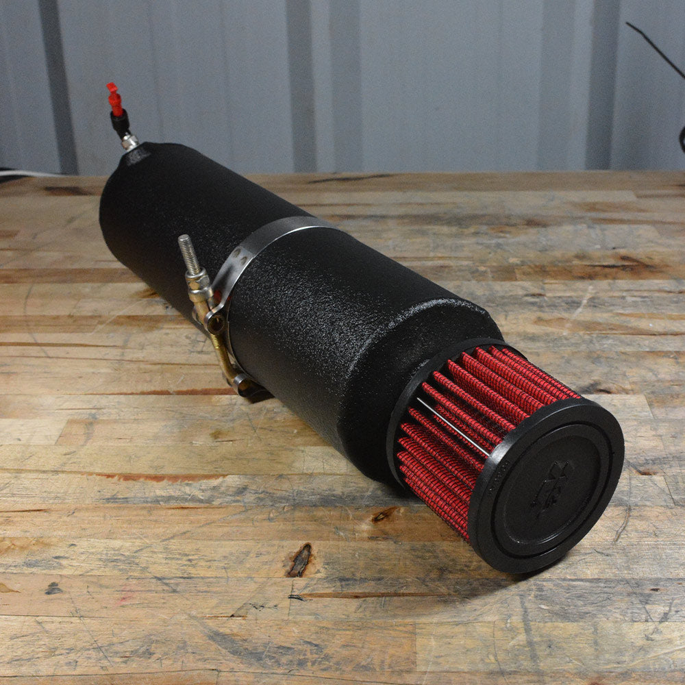 TRANSMISSION CATCH CAN WITH BREATHER