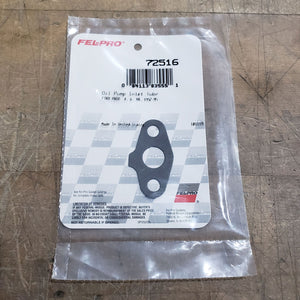 NEW FELPRO SBF OIL PUMP GASKET 72516