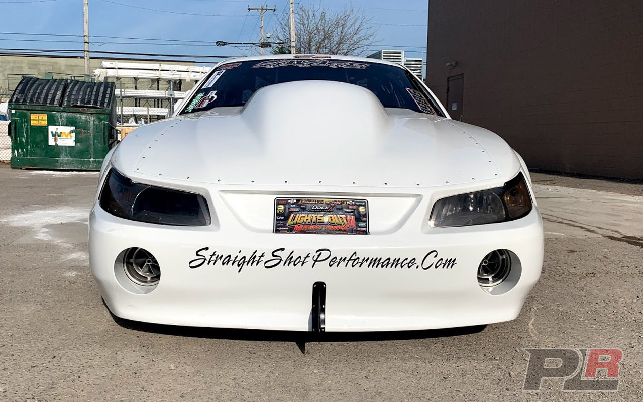 2004 NEW EDGE MUSTANG GT TURN KEY RACE CAR FOR SALE