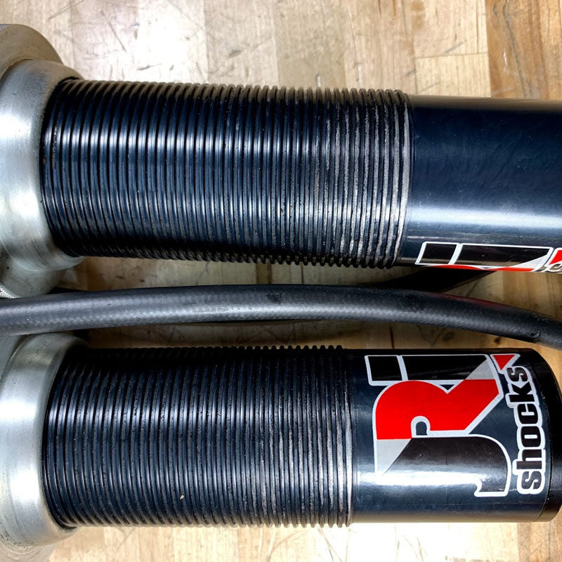 USED JRI 4-WAY AIR ASSISTED ADJUSTABLE DRAG SHOCKS