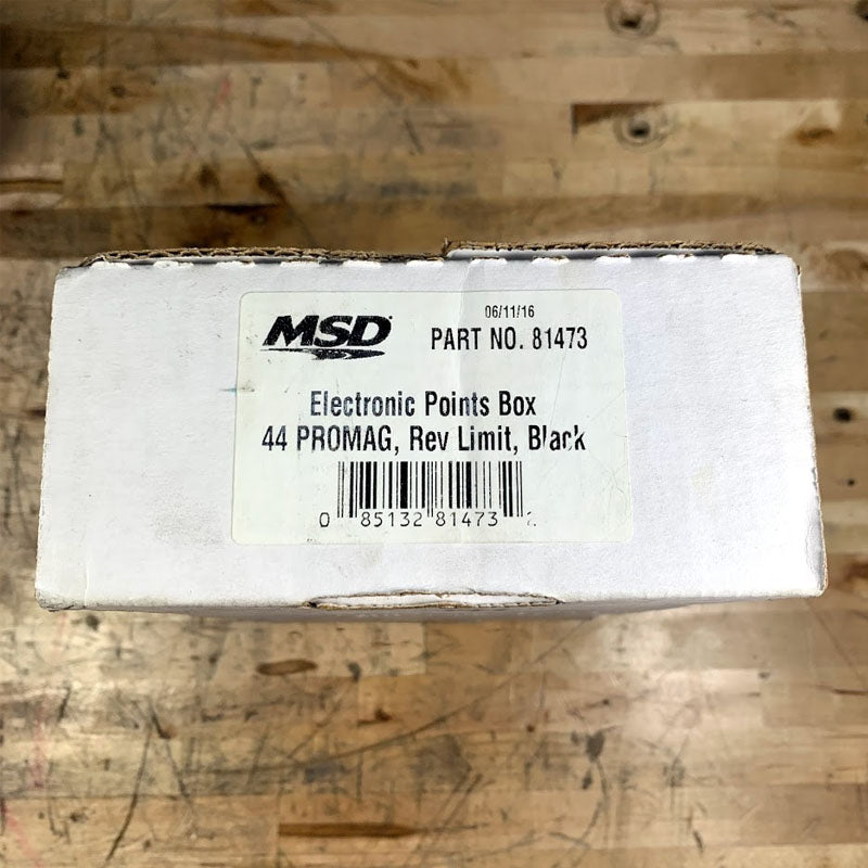MSD 81473 PRO MAG 44 POINTS BOX