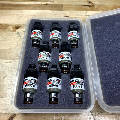PRECISION INJECTED 84LB/HR INJECTORS