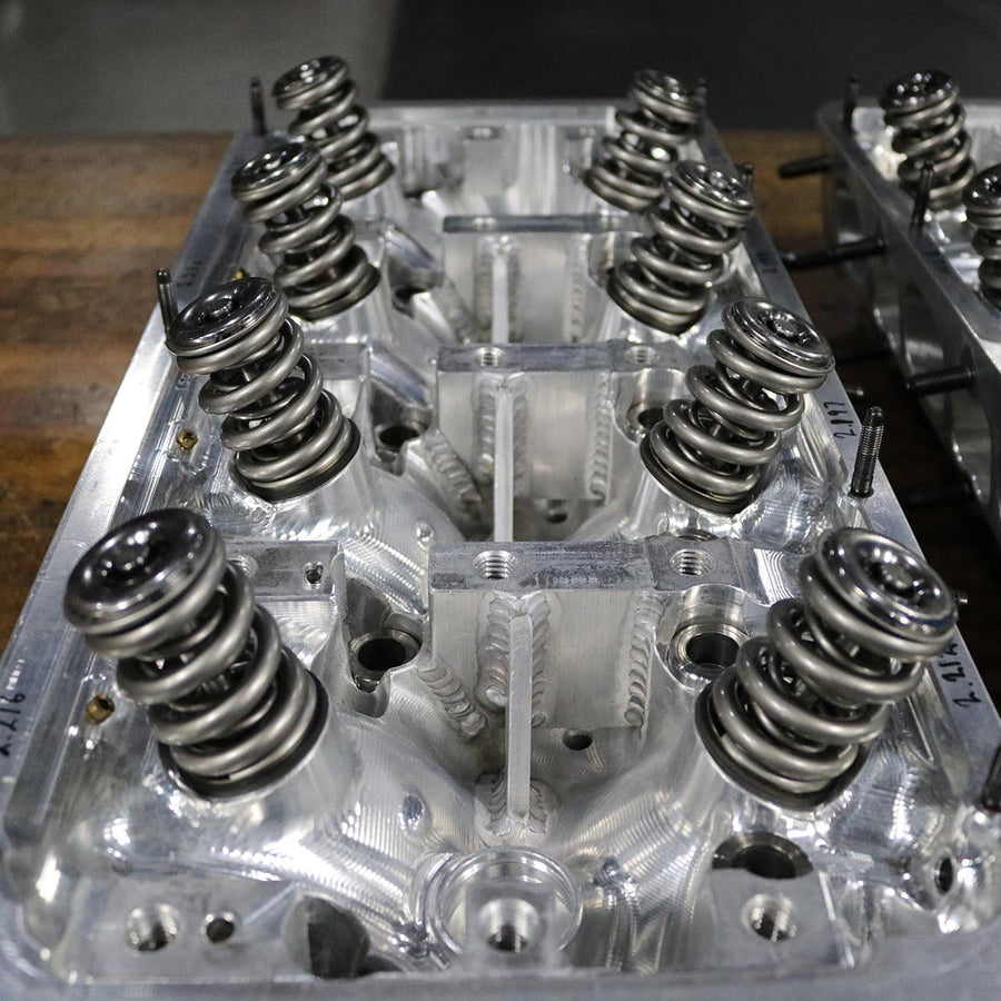 Used MBE Cylinder Heads - Pro Line Racing