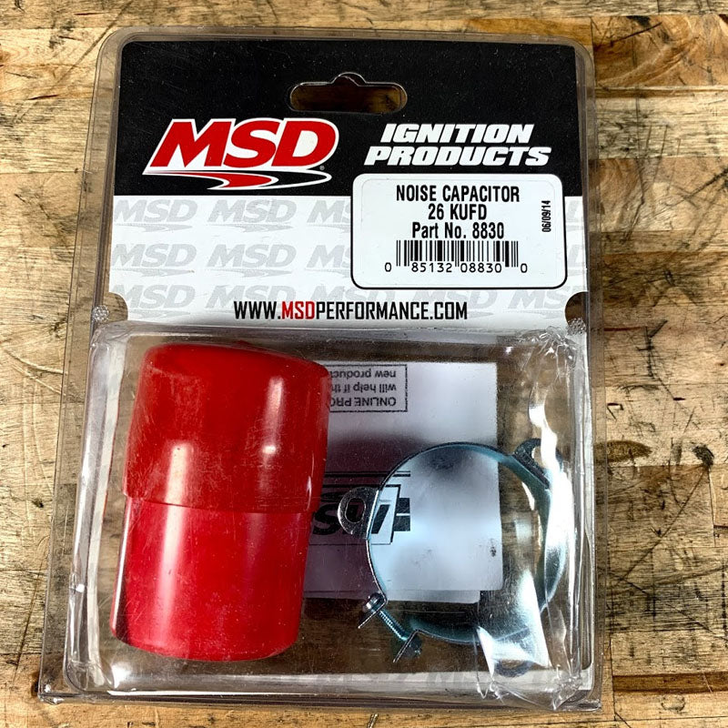 MSD 8830 NOISE FILTER W/COVER