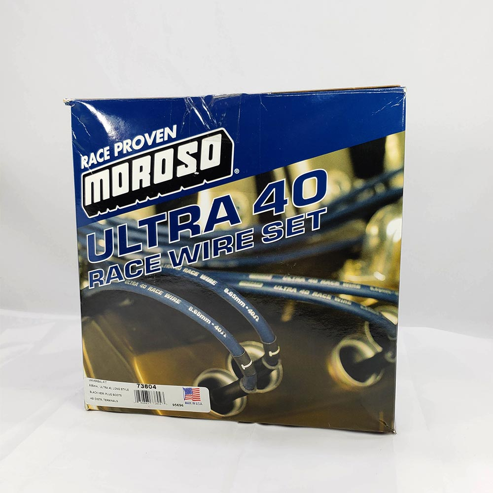 Electronics Deals Pro Line Racing Zx 11 Spark Plug Wire Diagram New Open Box Moroso Wires Ultra 40 Spiral Core 865