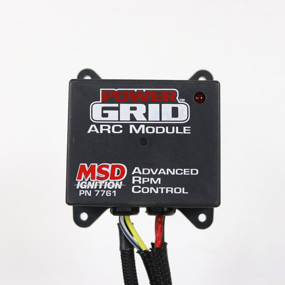 USED/TESTED MSD 7761 ARC MODULE - ADVANCED RPM CONTROL