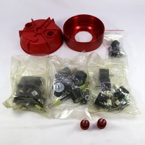 MSD REPLACEMENT CAP AND ROTOR 8119 WITH RANDOM MSD PARTS