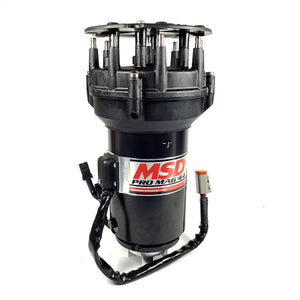 USED/TESTED MSD IGNITION PRO MAG 44 - MSD81407, BLACK