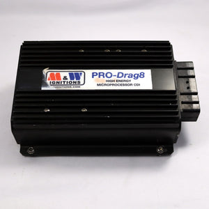 USED/TESTED M&W PRO-DRAG8 CDI IGNITION BOX