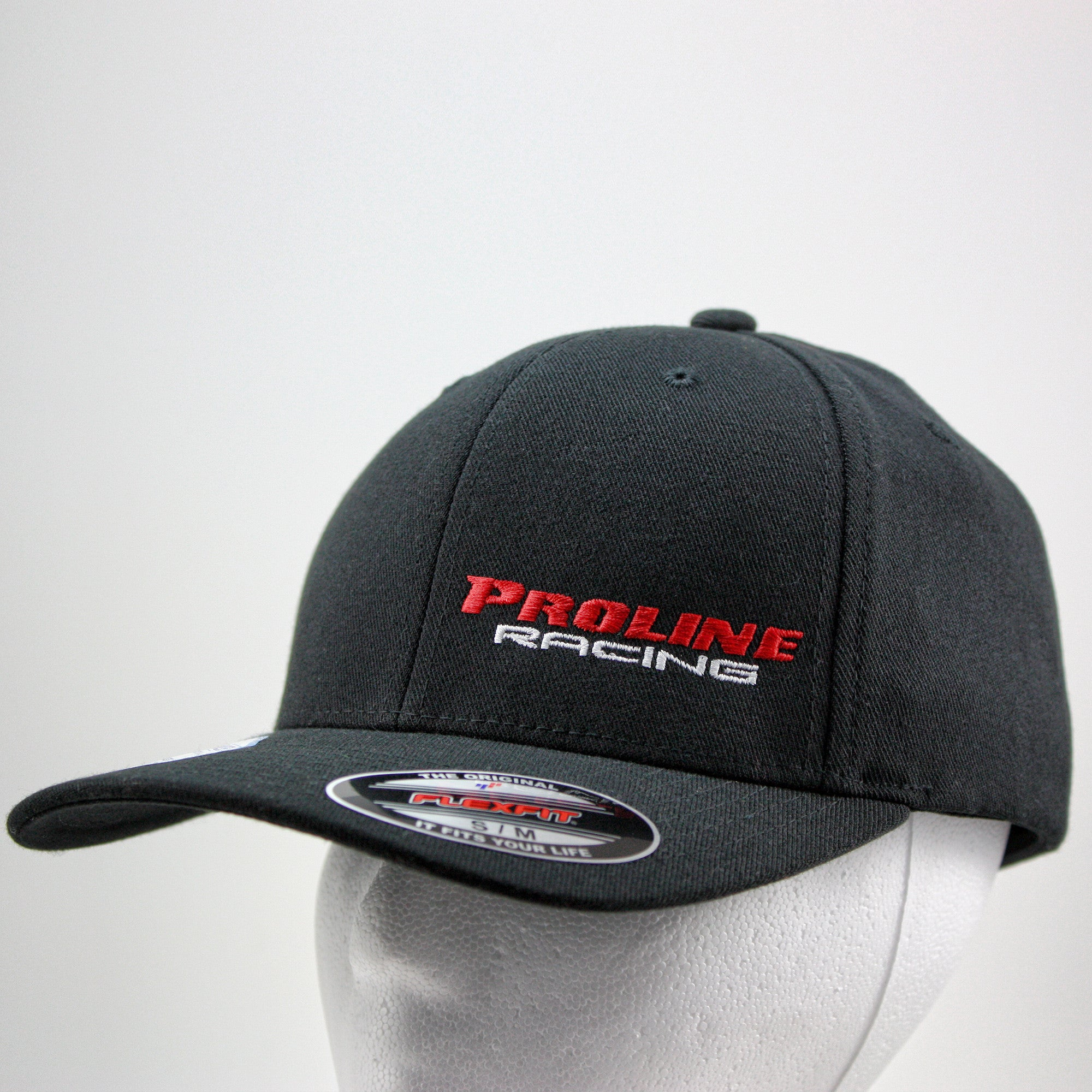 83f5e3914b86e ... PLR FLEXFIT HAT Small Medium   Black - Pro Line Racing - 2 ...