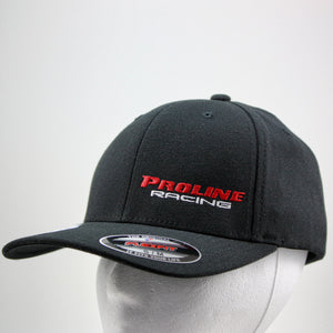 PLR FLEXFIT HAT Small/Medium / Black - Pro Line Racing - 2
