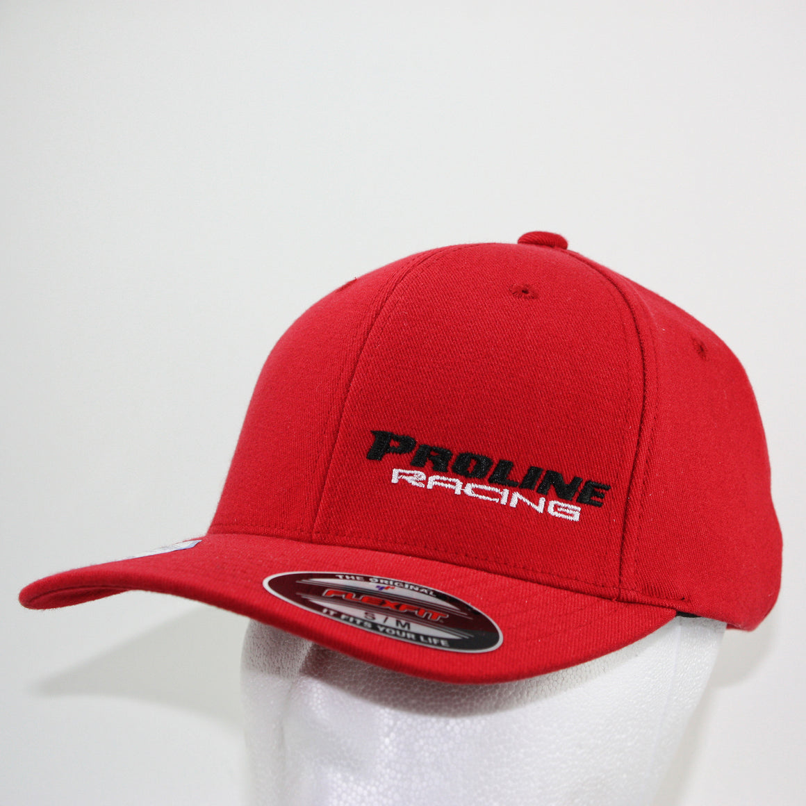 PLR FLEXFIT HAT Small/Medium / Red - Pro Line Racing - 4