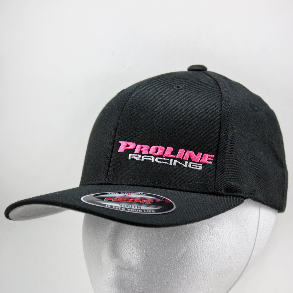 PLR LADIES FLEXFIT HAT - PINK  - Pro Line Racing - 1